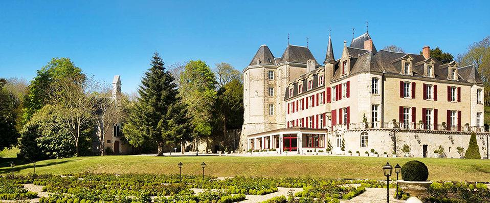 Château Laroche-Ploquin **** - Val de Loire -