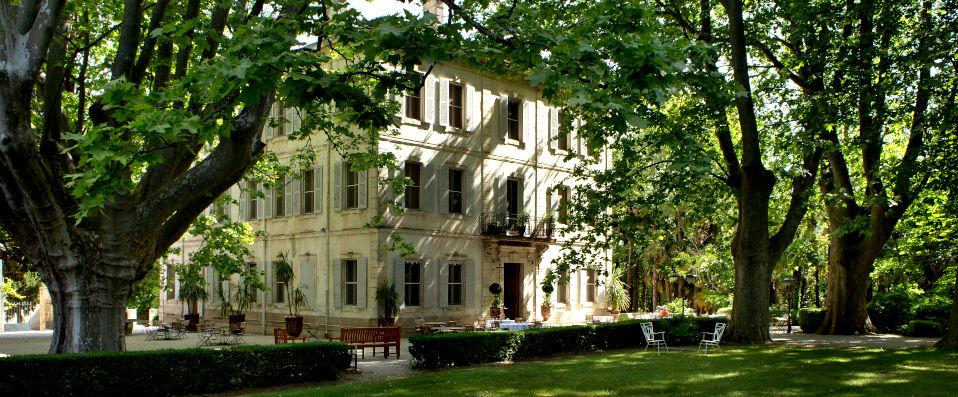 Le Château des Alpilles *****