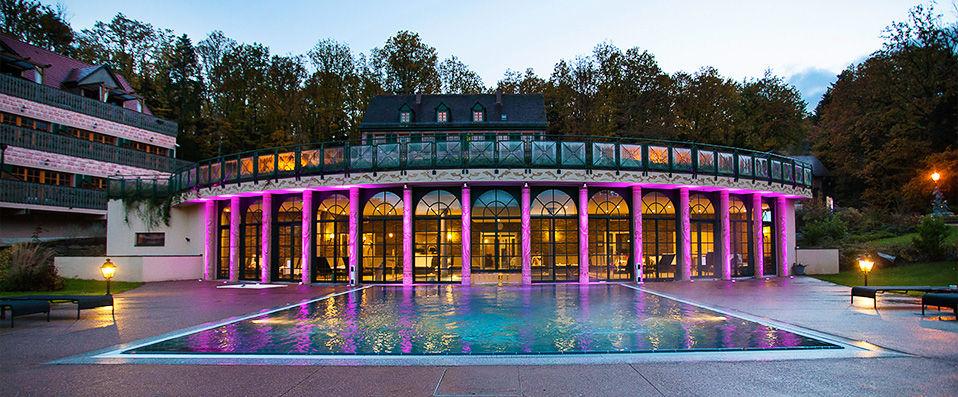 Les Violettes Hotel & Spa **** - Alsace - hotel - vente-privee - promo - vente-flash - verychic