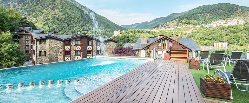 AnyósPark Hotel Wellness Resort **** - La Massana -