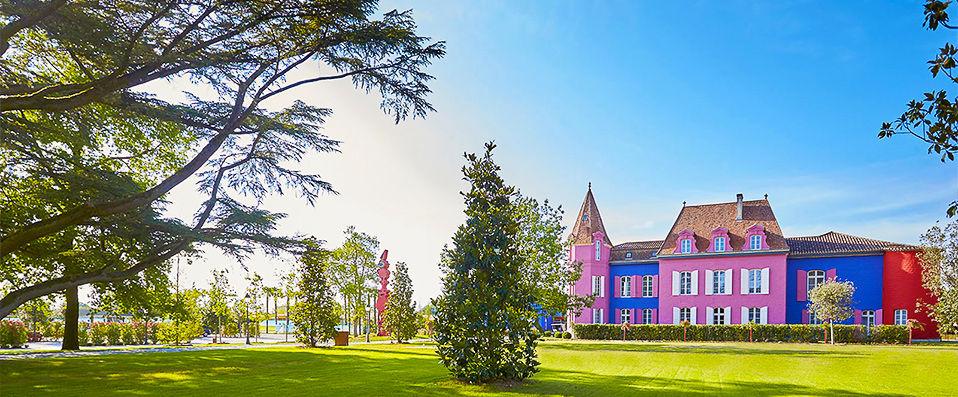 Château Le Stelsia **** - Lot-et-Garonne - hotel - vente-privee - promo - vente-flash - verychic