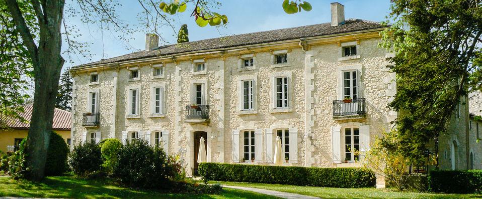 Château de l'Hoste - Midi-Pyrénées -
