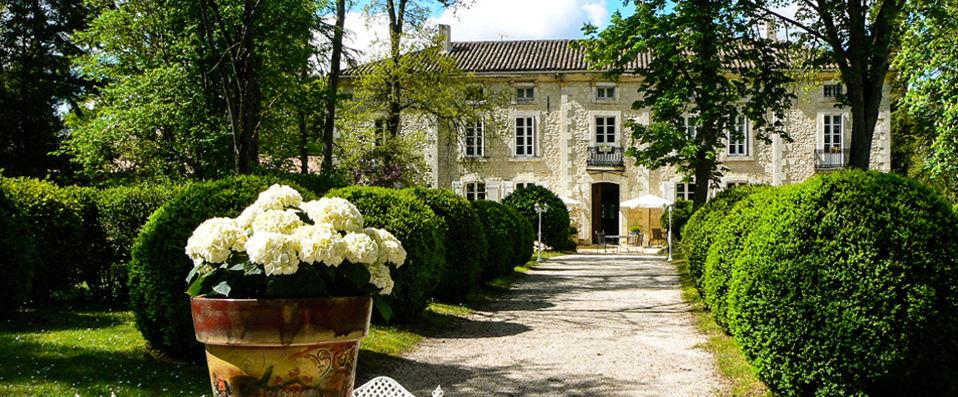 Château de l'Hoste - Midi-Pyrénées - hotel - vente-privee - promo - vente-flash - verychic