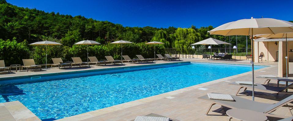 Le Domaine des Sources **** - Haute-Provence - hotel - vente-privee - promo - vente-flash - verychic