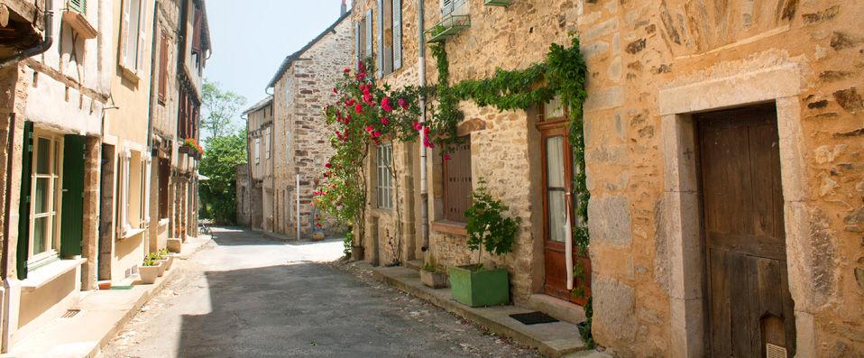 Le Sénéchal **** - Aveyron - hotel - vente-privee - promo - vente-flash - verychic
