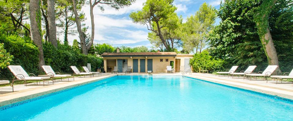 Auberge de Noves **** - Provence - hotel - vente-privee - promo - vente-flash - verychic