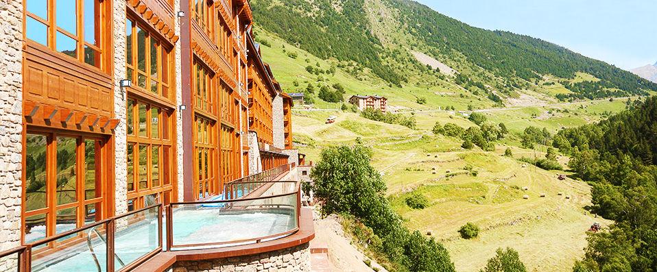 Sport Hotel Hermitage & Spa ***** - Andorre - hotel - vente-privee - promo - vente-flash - verychic
