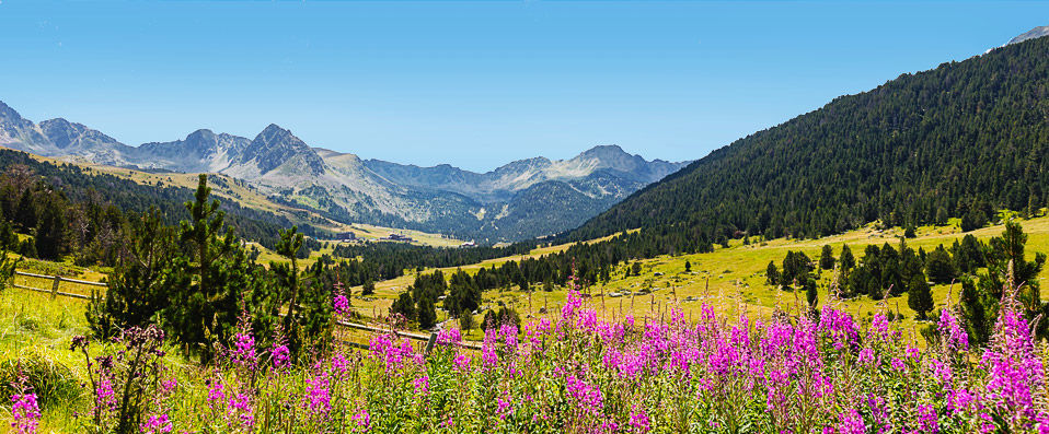 Hotel Roc Blanc Andorra **** - Escaldes -