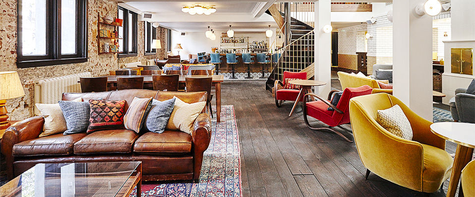 Hoxton Hotel  Pound Rooms