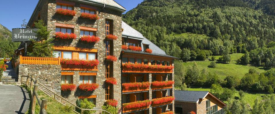 Hotel & SPA Bringué **** - El Serrat -