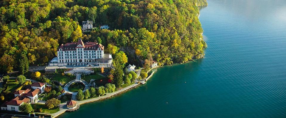 Le Palace de Menthon ***** - Annecy -