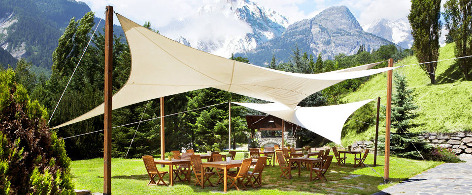 QC Terme Monte Bianco Spa & Resort **** - Courmayeur -