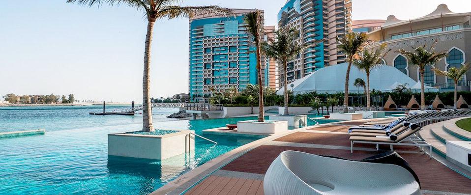 Grand Hyatt Abu Dhabi Hotel and Residences Emirates Pearl ***** - Abou Dhabi -