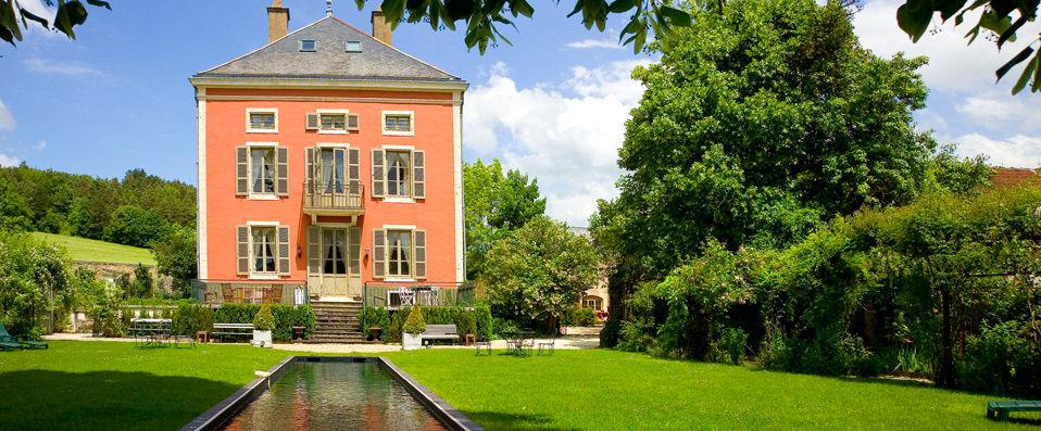 Château de Courban & Spa Nuxe ****