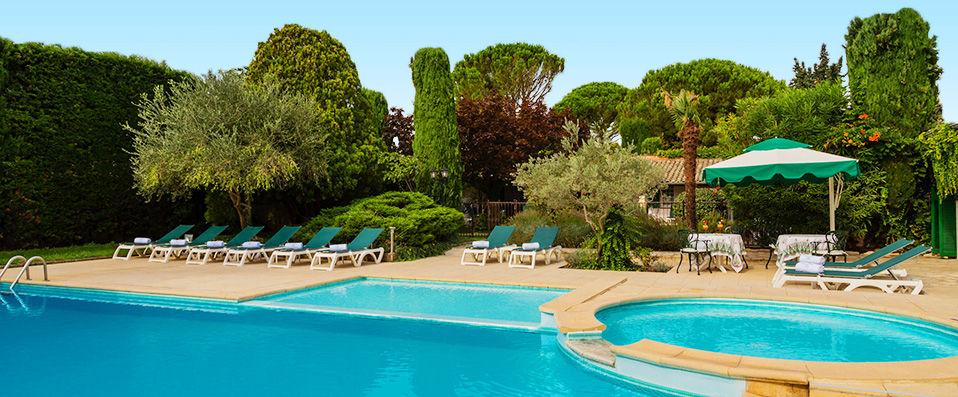 Auberge de Cassagne & Spa ***** - Avignon - hotel - vente-privee - promo - vente-flash - verychic