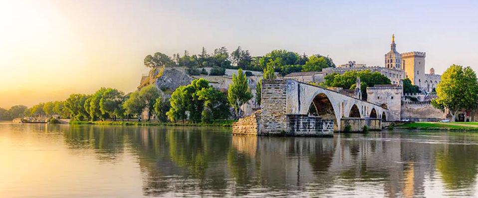 Hôtel Mercure Pont d'Avignon Centre **** - Avignon -