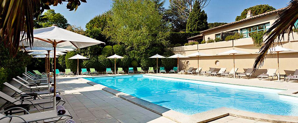 Najeti Hôtel la Magnaneraie **** - Villeneuve-lès-Avignon -