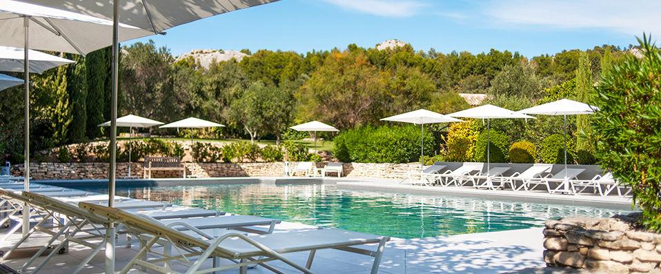 Hôtel Bdesign & Spa ***** - Les Baux-de-Provence -