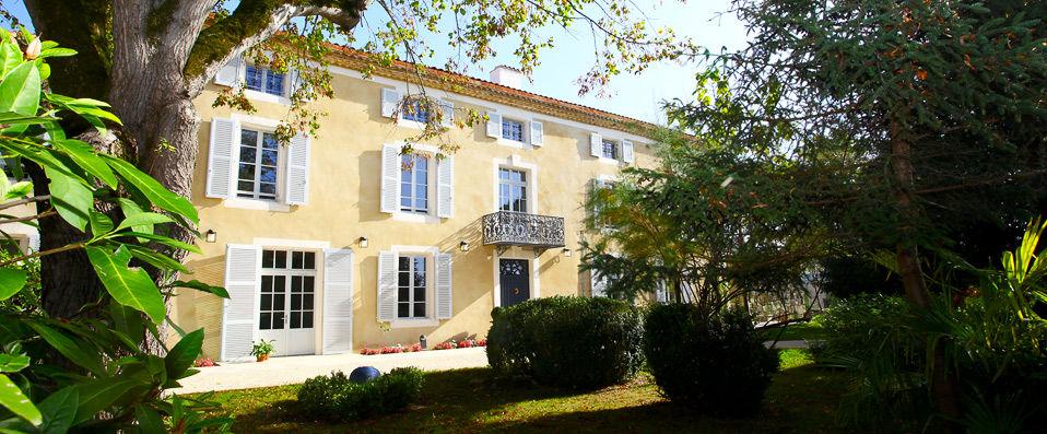 Le Castel Pierre **** - Gers - hotel - vente-privee - promo - vente-flash - verychic