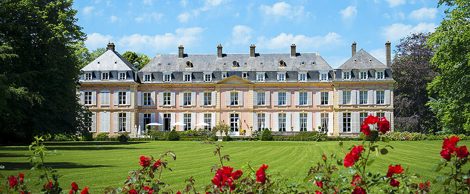 Hôtel Château de Sissi - Normandie - hotel - vente-privee - promo - vente-flash - verychic