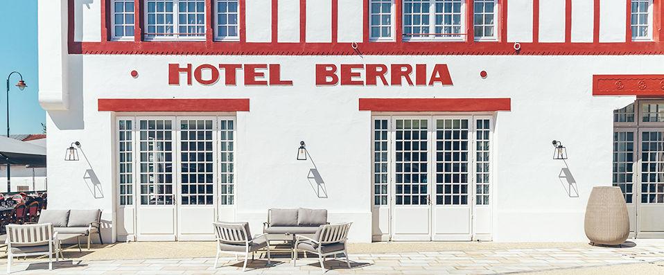 Hôtel Berria **** - Pays Basque -