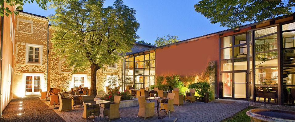 Villa Augusta **** - Drôme - hotel - vente-privee - promo - vente-flash - verychic