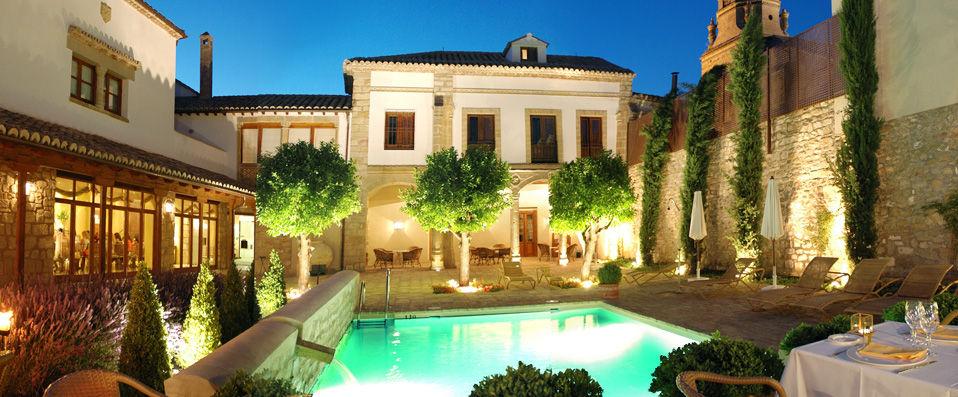 Hotel Puerta de la Luna **** - Andalousie - hotel - vente-privee - promo - vente-flash - verychic