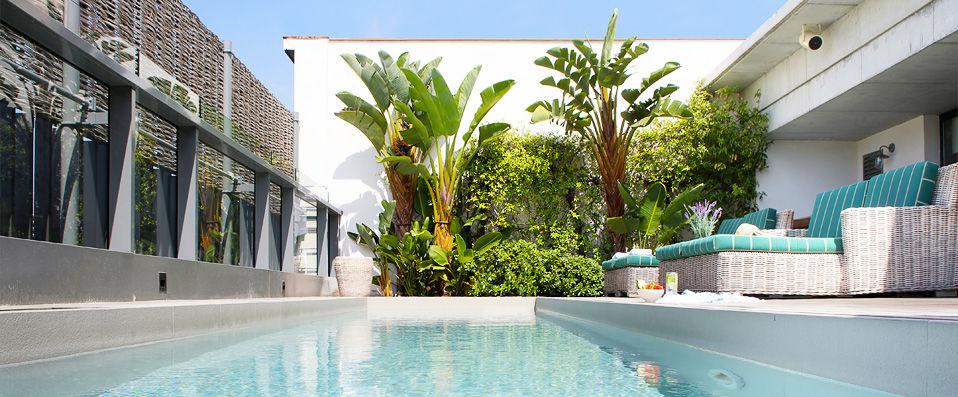 Ofelias Hotel **** Sup - Barcelone -