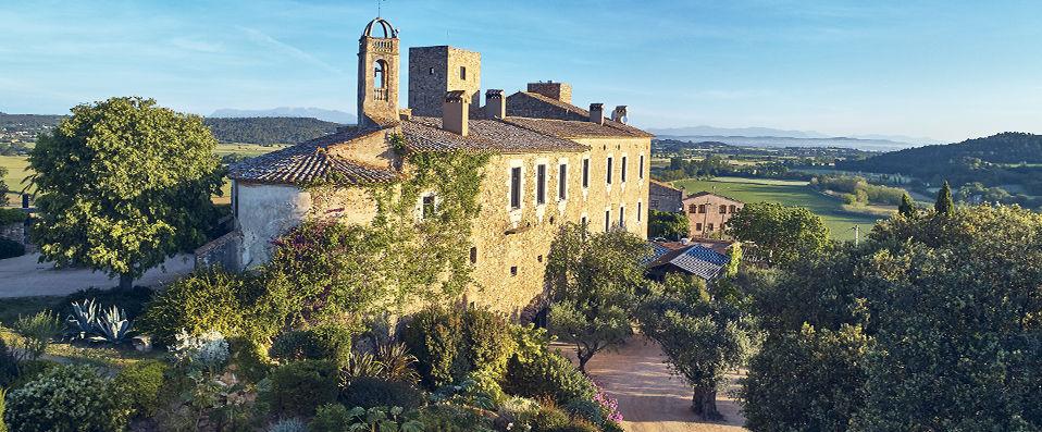 Hotel Castell d'Emporda **** - Costa Brava -