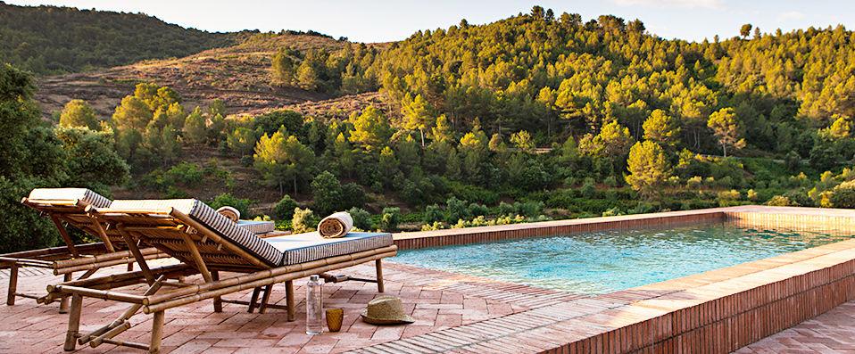 Hotel Terra Dominicata ***** - Catalogne -