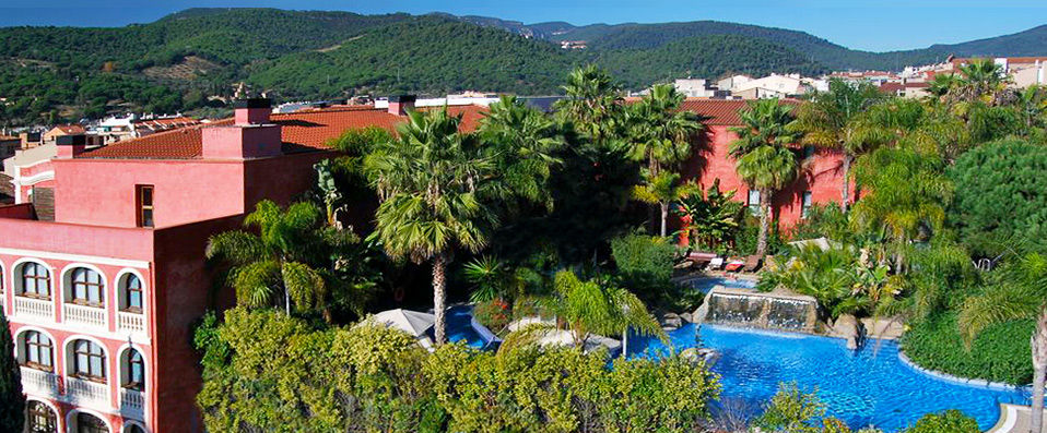 Hotel Blancafort Spa Thermal **** - Catalogne -