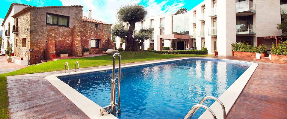 Hotel Can Galvany **** - Catalogne -