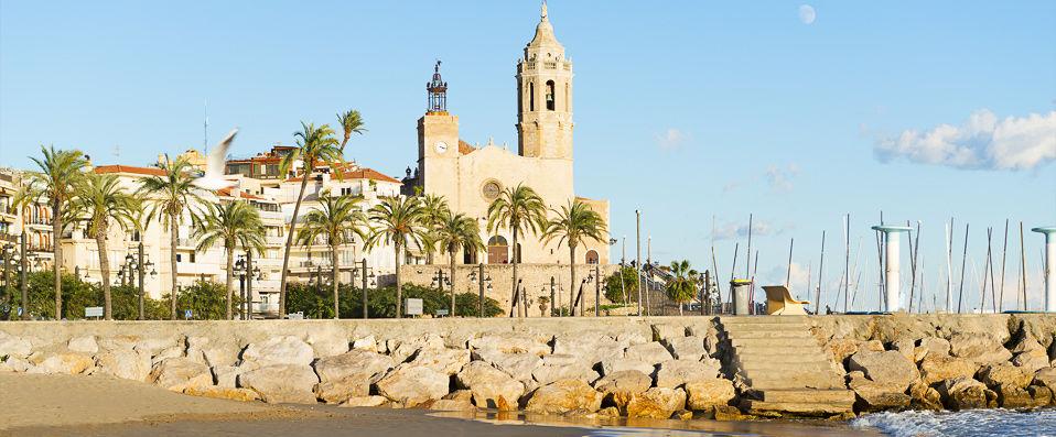 Hôtel Estela Barcelona **** - Sitges -