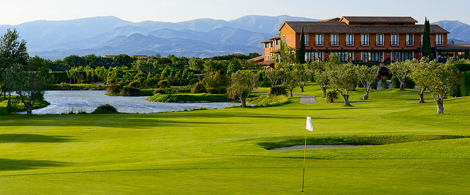 Hotel Peralada Wine Spa & Golf ***** - Costa Brava -