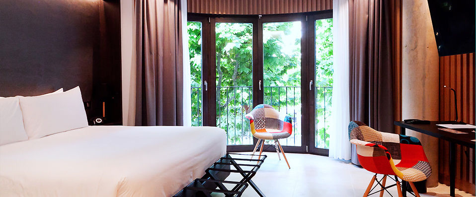 Hotel Vila Arenys **** - Catalogne -