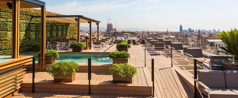 Majestic Hotel & Spa Barcelona GL *****