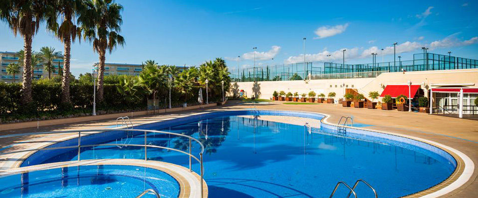 Ohtels La Hacienda **** - Costa Dorada -