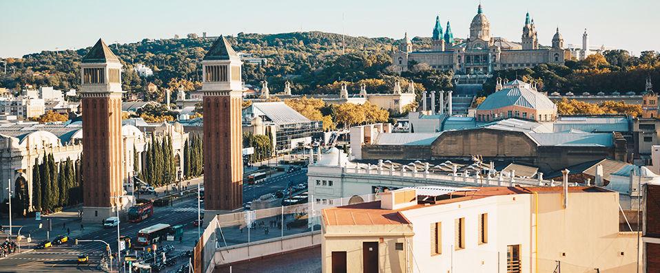 Ona Hotels Terra - Barcelone -