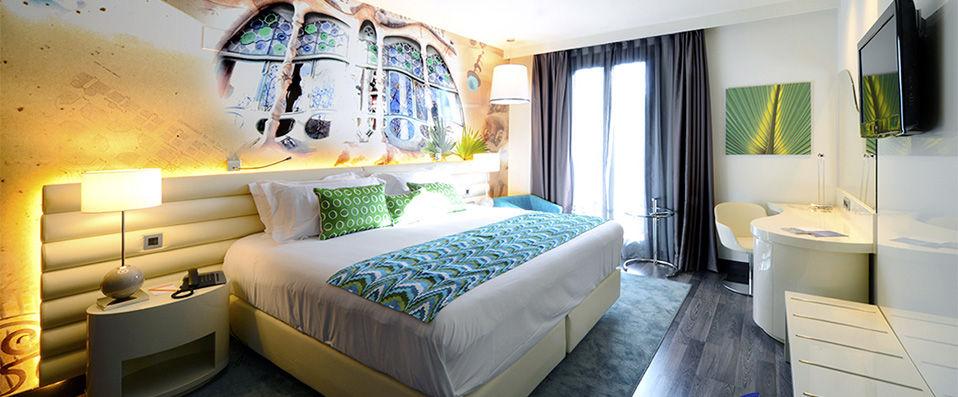 Hotel Indigo Barcelona ****