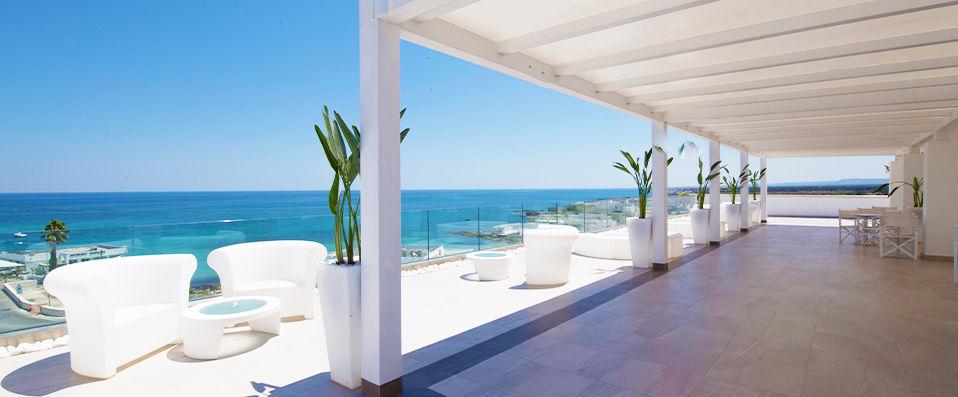 Bianco Riccio Suite Hotel ****S - Les Pouilles -