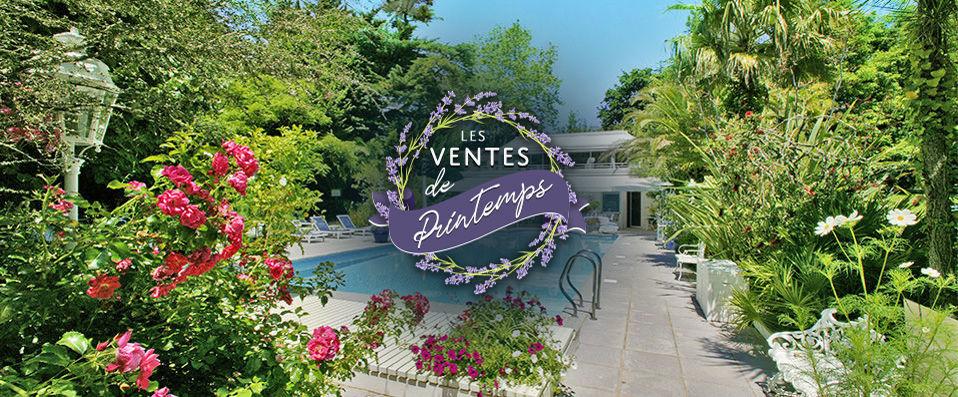 Hôtel Parc Victoria ***** - Saint-Jean-de-Luz -