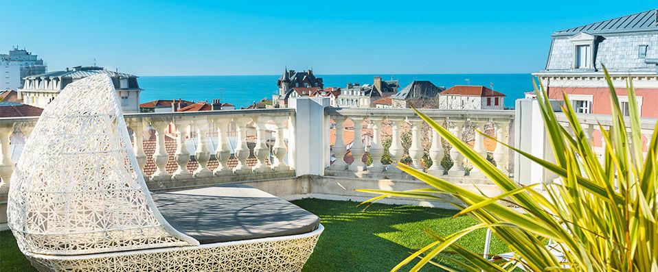 Hôtel de Silhouette **** - Biarritz -