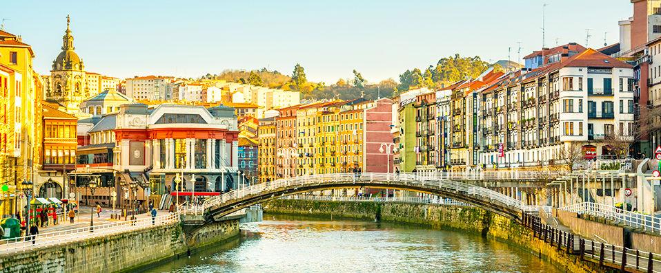 Hotel Puerta de Bilbao **** - Bilbao - hotel - vente-privee - promo - vente-flash - verychic