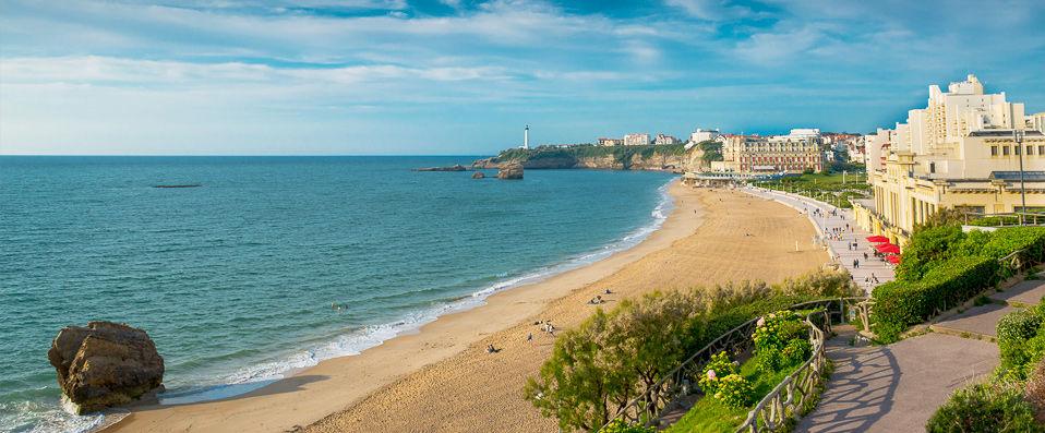 Le Mercure Président Biarritz Plage **** - Biarritz -