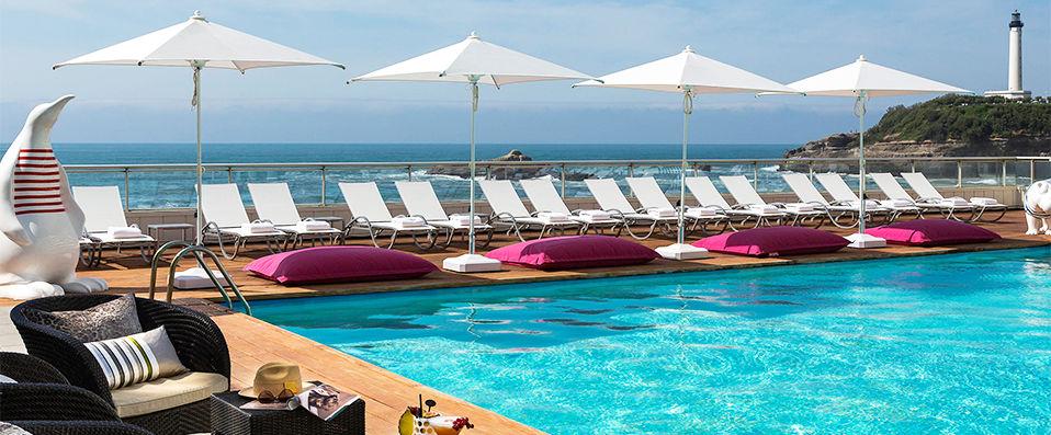 Sofitel Biarritz Le Miramar Thalassa Sea & Spa ***** - Biarritz -