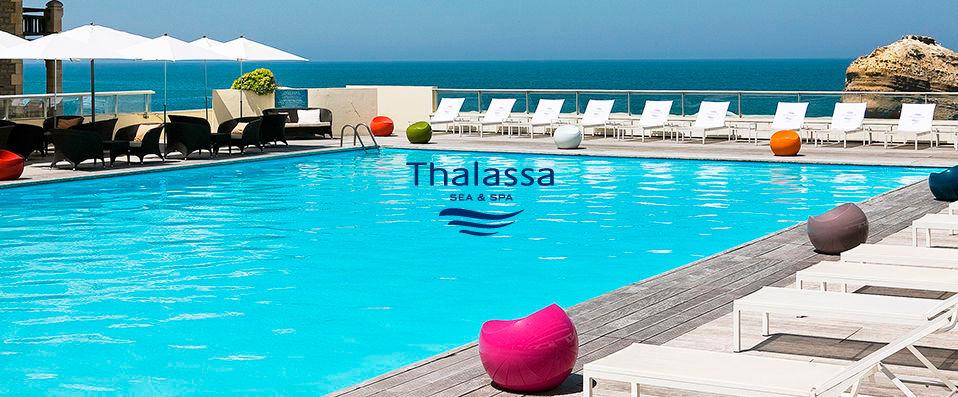 Sofitel Le Miramar Thalassa Sea & Spa ***** - Biarritz -