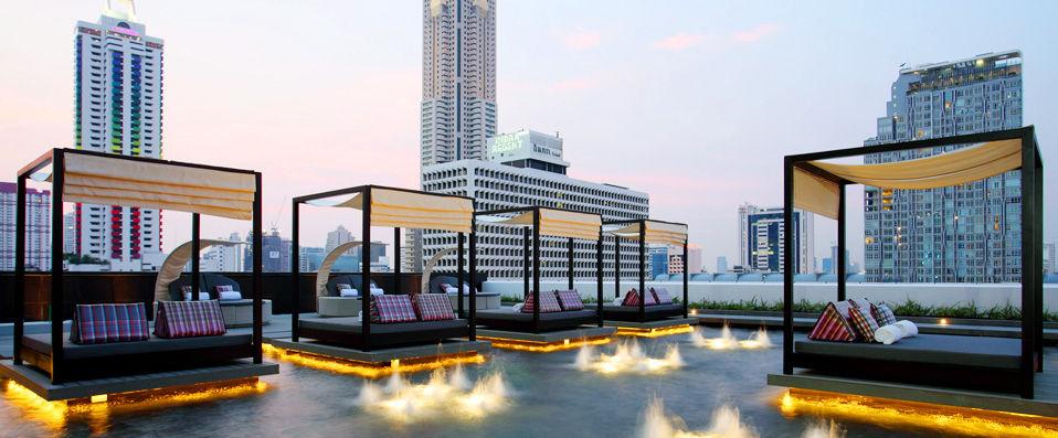 Centara Watergate Pavillion Hotel Bangkok **** - Bangkok -