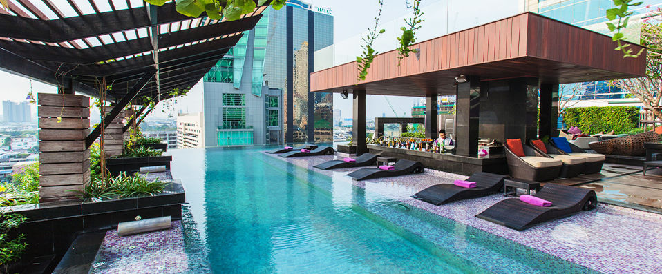 Mode Sathorn Hotel **** - Bangkok -
