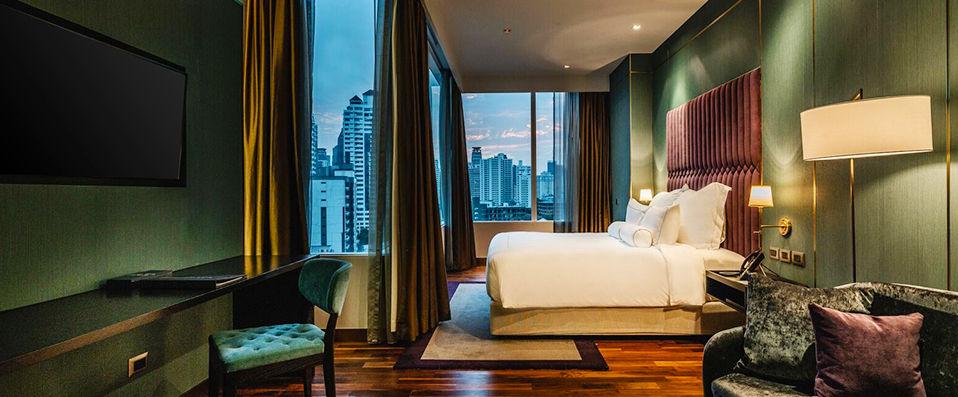Akyra Thonglor Bangkok Hôtel ***** - Bangkok -