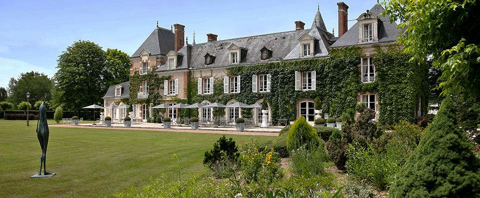 Domaine des Hauts de Loire **** - Blois - hotel - vente-privee - promo - vente-flash - verychic